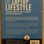 de laptop lifestyle achterkant