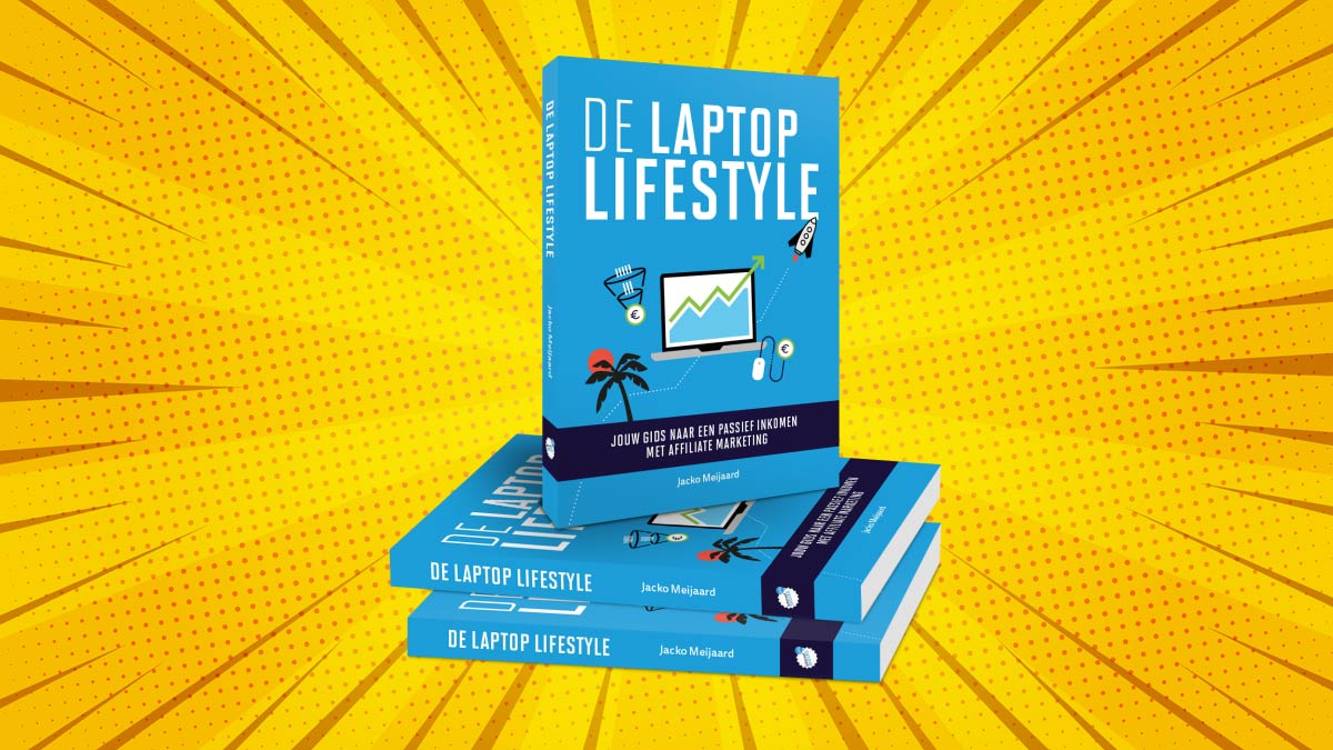 laptop lifestyle boek