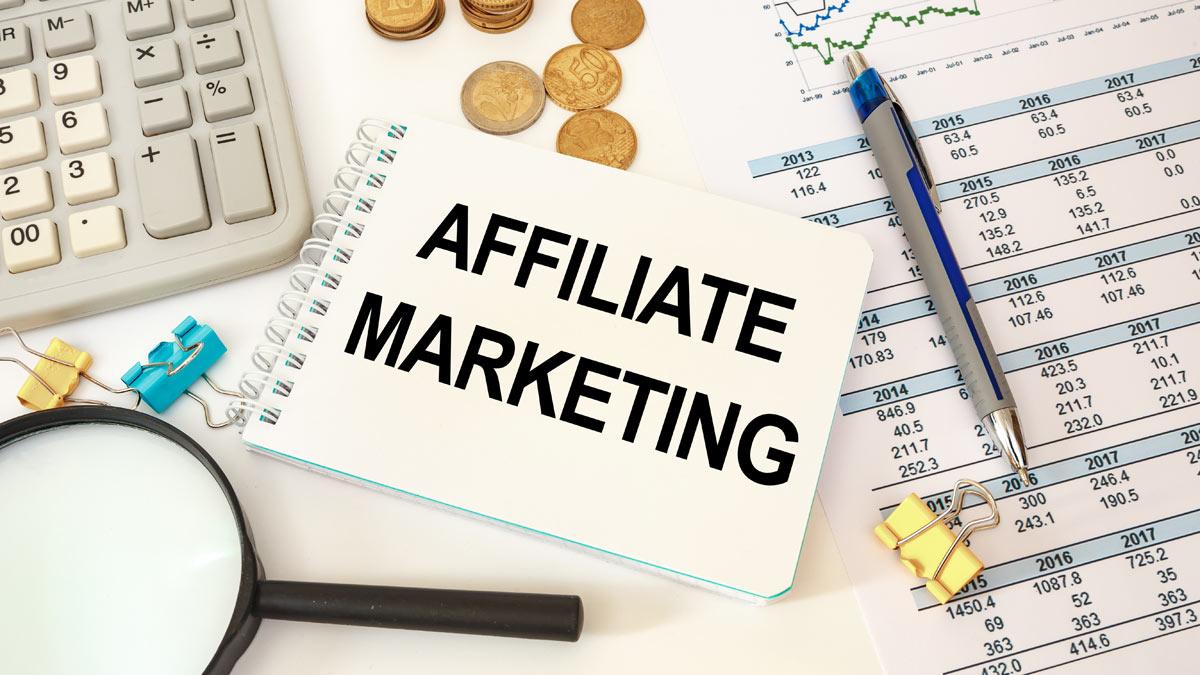 geld verdienen met affiliate marketing